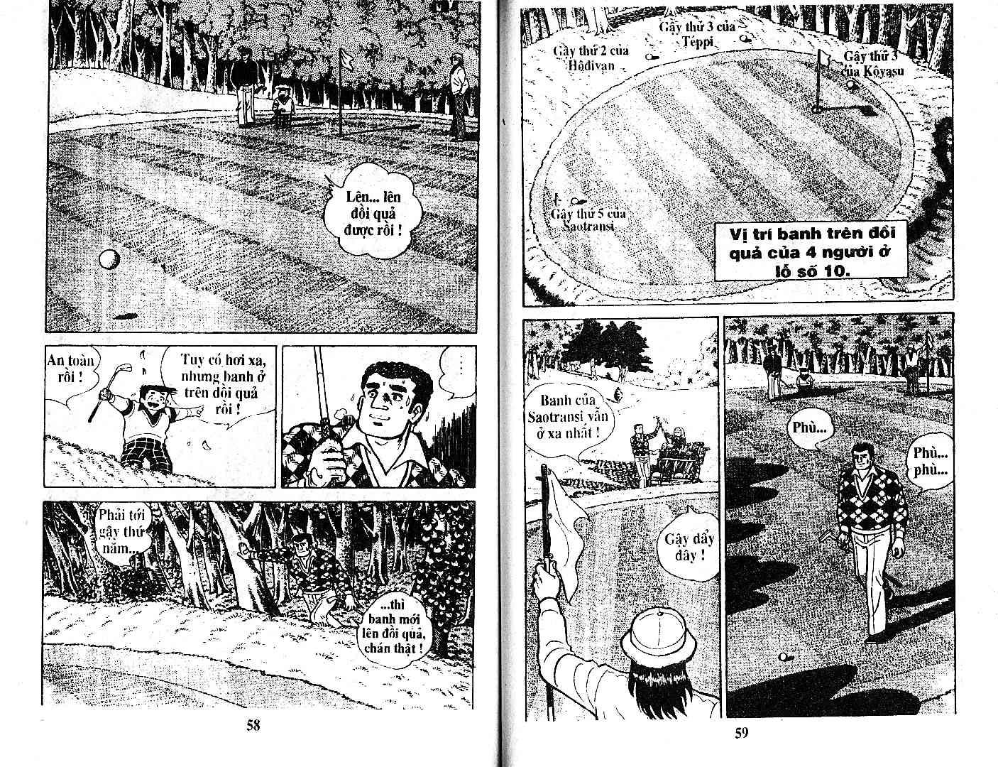 Ashita Tenki ni Naare chapter 26 trang 28