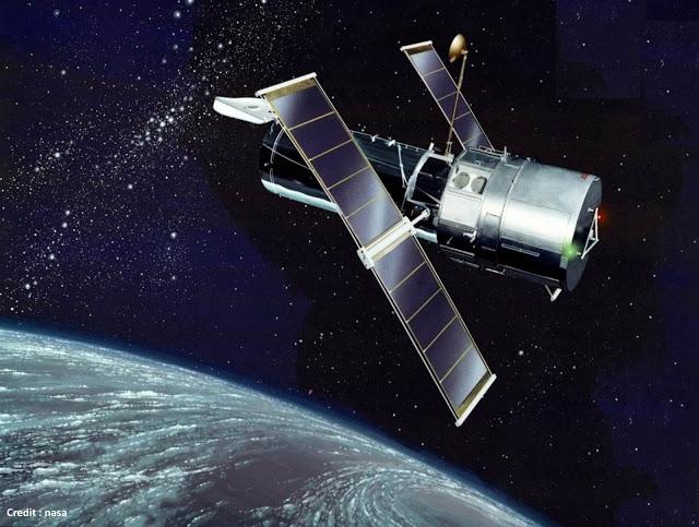 هابل عين البشرية على الفضاء