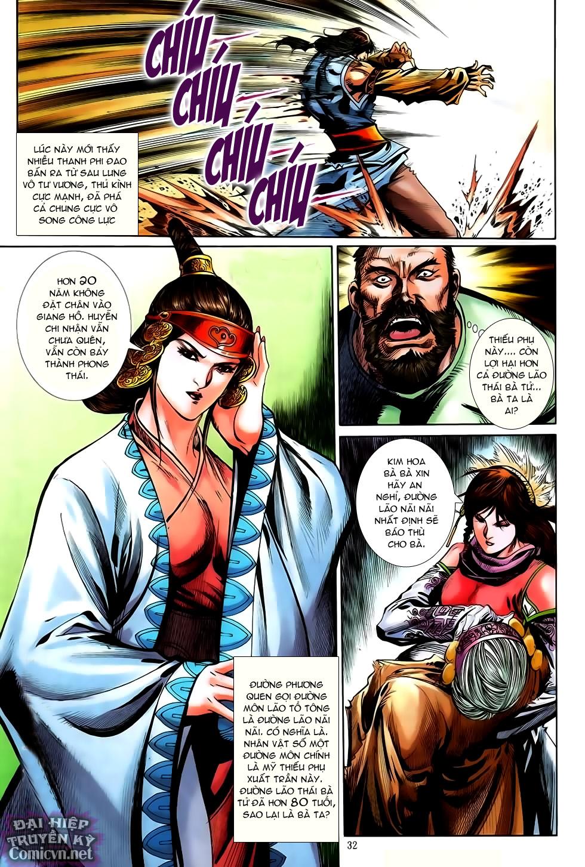 Đại Hiệp Truyền Kỳ (Thần Châu Hậu Truyện) chap 50 - Trang 29