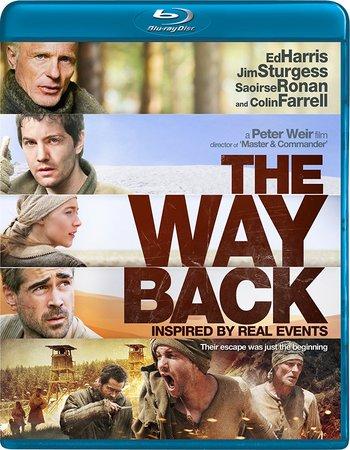 The Way Back (2010) Dual Audio Hindi 480p BluRay x264 400MB ESubs Movie Download
