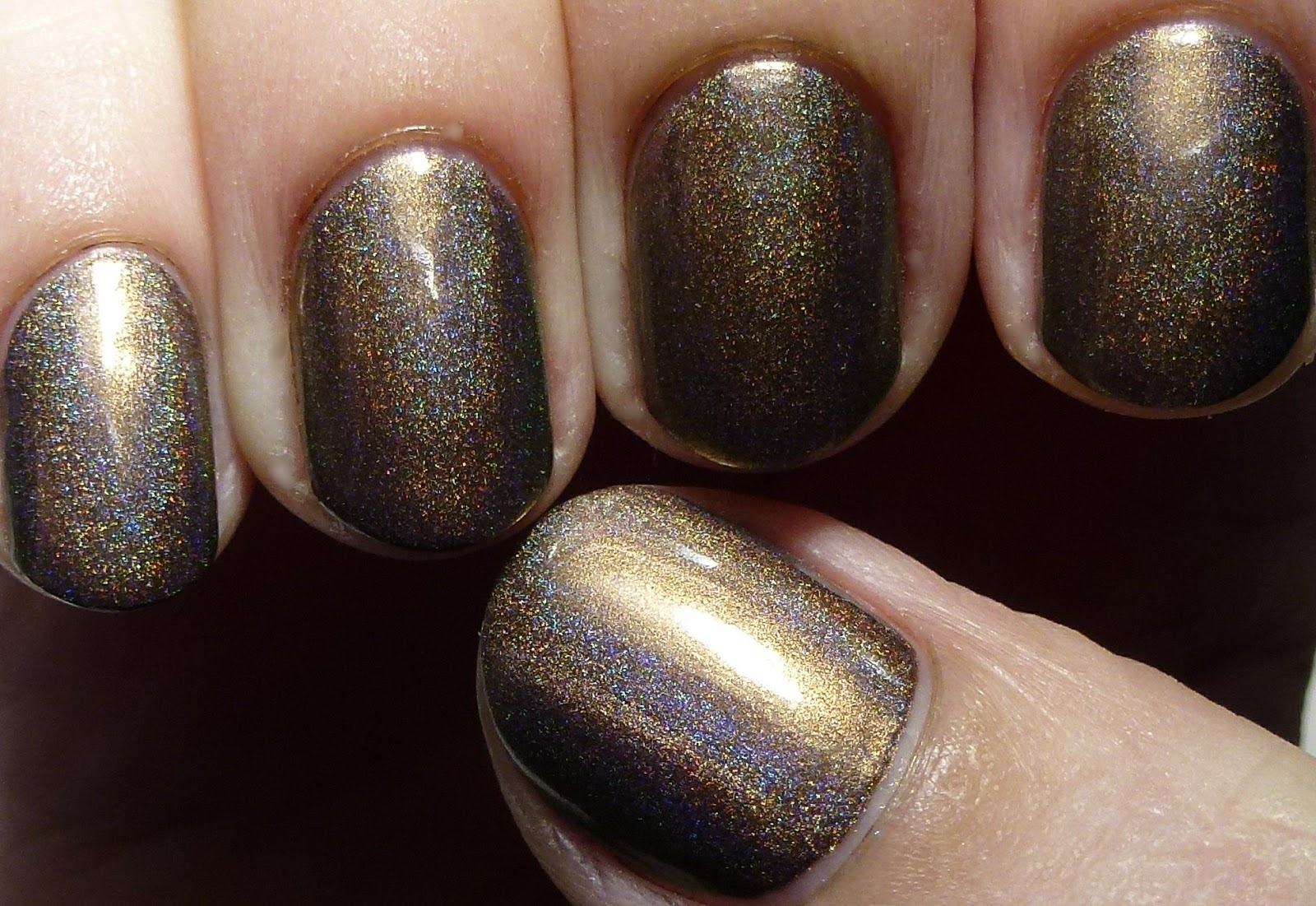 The Polished Hippy: Too Fancy Lacquer swatches