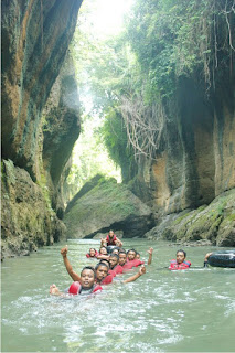 Body Rafting Pangandaran