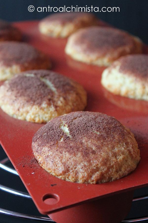 Muffins con Mini Smarties