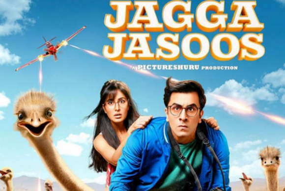 Jagga Jasoos Release Date was on April 7