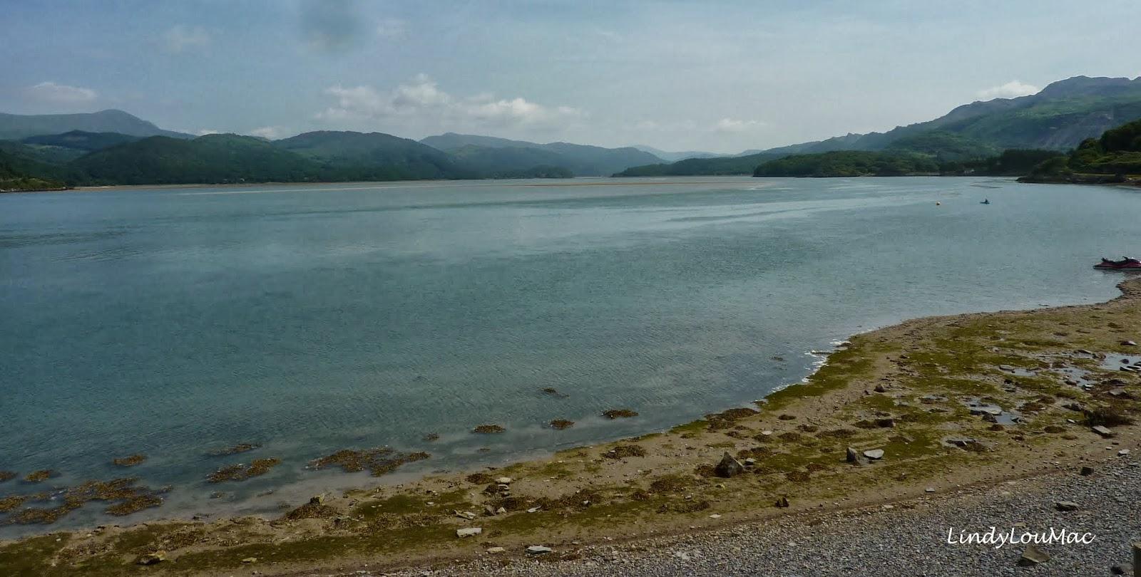 View Across The Estuary From Toll Bridge