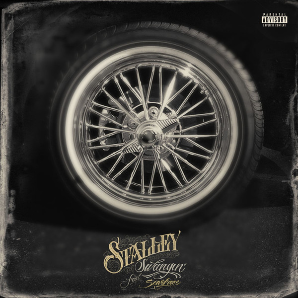 Stalley - Swangin (feat. Scarface) - Single Cover