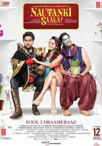 Nautanki Saala (2013) Movie Poster