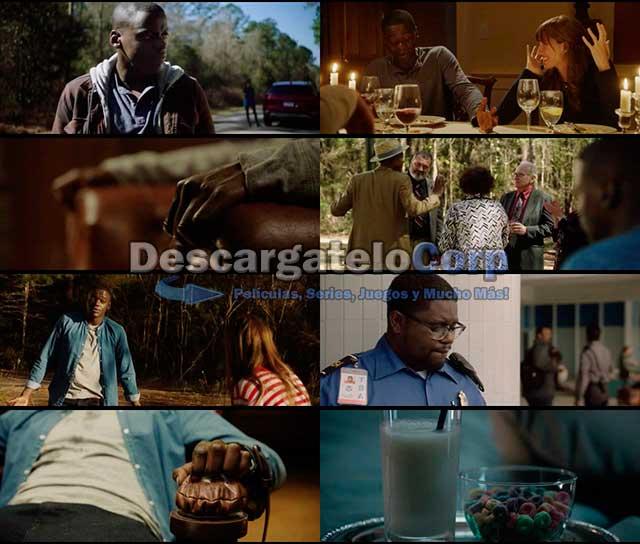 ¡Huye! (2017) DVDRip Español Latino
