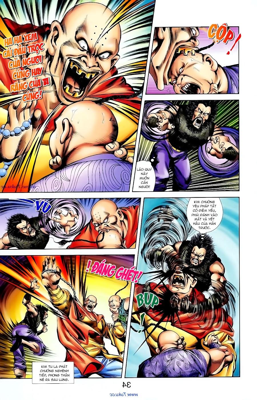 Cơ Phát Khai Chu Bản chapter 96 trang 18