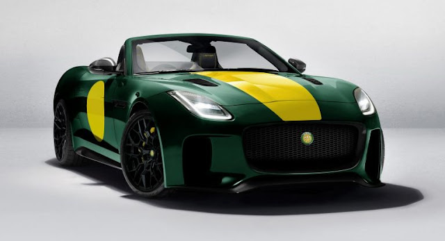 Jaguar, Jaguar F-Type, Lister, New Cars