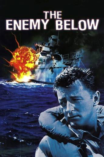 The Enemy Below (1957) ταινιες online seires oipeirates greek subs