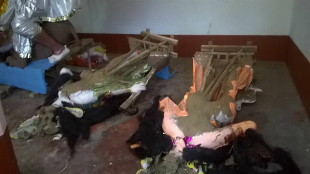 Islamic Fundamentalism in West Bengal - Hindu Festival Attacks by Islamists 2