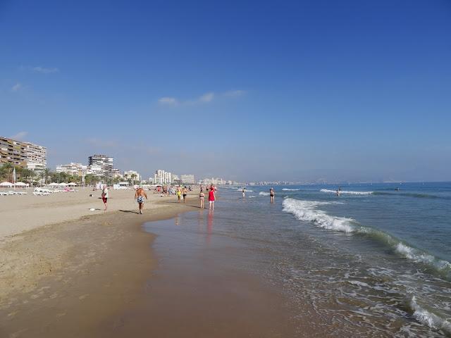 Costa Blanca Alicante i okolice