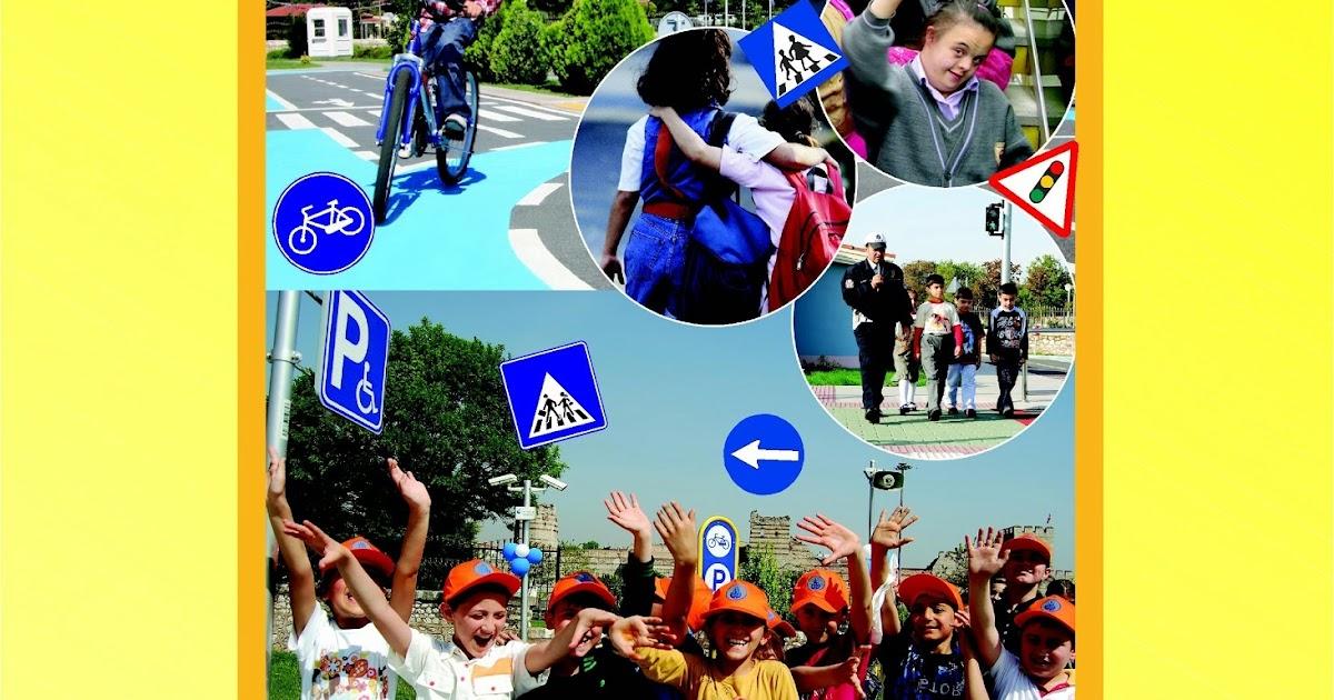 Çocuklar Trafik Panayırı'nda Trafik Kurallarını Öğrenecekler 38