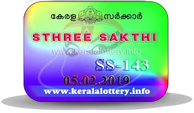 "KeralaLottery.info, ""kerala lottery result 05.02.2019 sthree sakthi ss 143"" 05nd january 2019 result, kerala lottery, kl result,  yesterday lottery results, lotteries results, keralalotteries, kerala lottery, keralalotteryresult, kerala lottery result, kerala lottery result live, kerala lottery today, kerala lottery result today, kerala lottery results today, today kerala lottery result, 05 2 2019, 05.02.2019, kerala lottery result 05-2-2019, sthree sakthi lottery results, kerala lottery result today sthree sakthi, sthree sakthi lottery result, kerala lottery result sthree sakthi today, kerala lottery sthree sakthi today result, sthree sakthi kerala lottery result, sthree sakthi lottery ss 143 results 05-2-2019, sthree sakthi lottery ss 143, live sthree sakthi lottery ss-143, sthree sakthi lottery, 05/2/2019 kerala lottery today result sthree sakthi, 05/02/2019 sthree sakthi lottery ss-143, today sthree sakthi lottery result, sthree sakthi lottery today result, sthree sakthi lottery results today, today kerala lottery result sthree sakthi, kerala lottery results today sthree sakthi, sthree sakthi lottery today, today lottery result sthree sakthi, sthree sakthi lottery result today, kerala lottery result live, kerala lottery bumper result, kerala lottery result yesterday, kerala lottery result today, kerala online lottery results, kerala lottery draw, kerala lottery results, kerala state lottery today, kerala lottare, kerala lottery result, lottery today, kerala lottery today draw result"