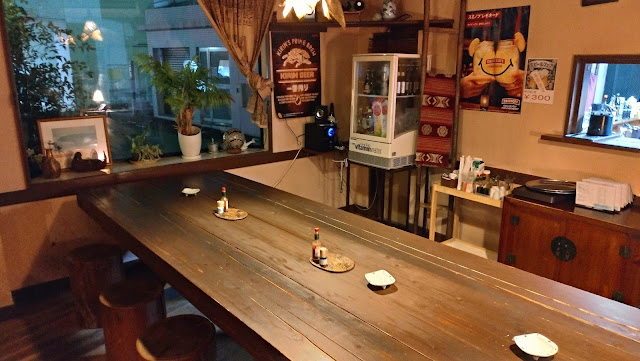 長崎市旭町のチャイルドボックスで期間限定BALでビール!