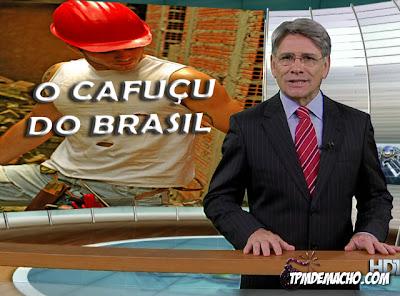 O cafuçu do Brasil - post do blog TPM de MACHO