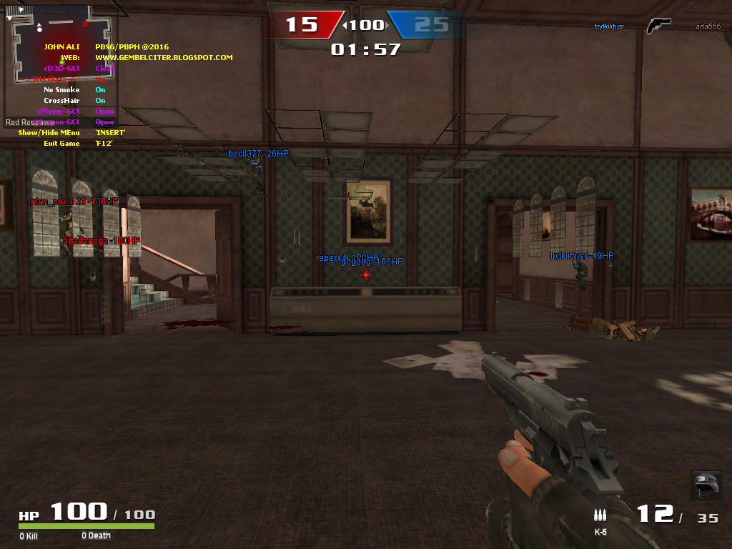 Download Cheat Point Blank Singapore