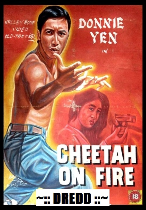 Revenge Of The Cheetah 1992 Hindi Dual Audio DVDRip 1GB