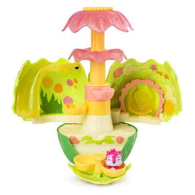 Toys : juguetes - HATCHIMAL Jardín Secreto  Secret Scene Playset  Producto Oficial 2018   Bizak 61929126   A partir de 5 años  COMPRAR ESTE JUGUETE EN AMAZON