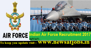 Indian-Air-Force-Recruitment-2017-(AFCAT)