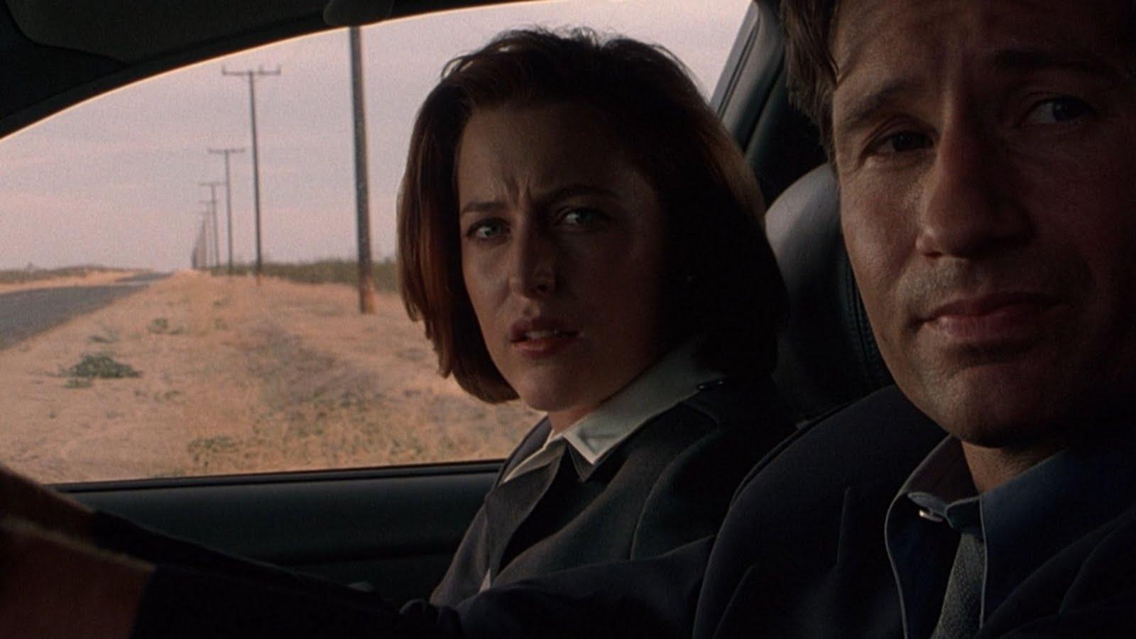 Commentaramafilms Film Friday The X Files 1998