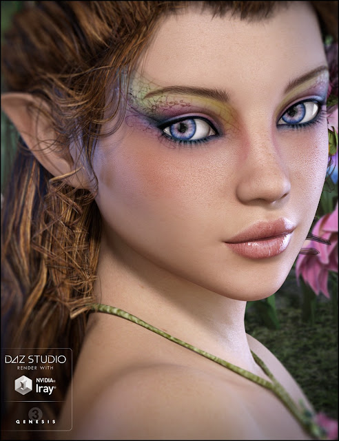 Glimmer for Genesis 3 Female