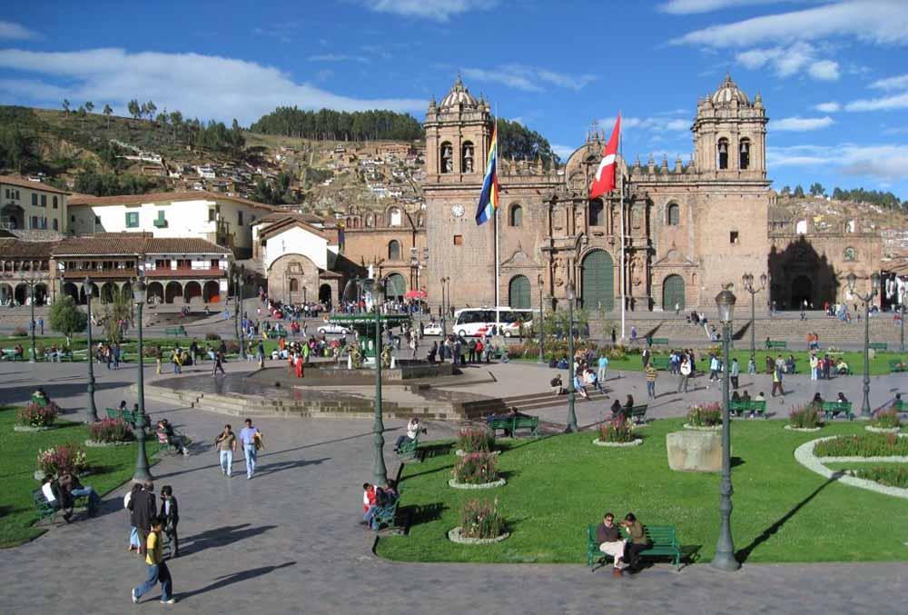 Peru Tem A Maioria Dos Voos Entre Cuzco E Lima  Seguido Por Star Peru