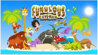 تحميل لعبة رجل الكهف للاندرويد ، تحميل لعبة رجل الكهف للاندرويد Funulous Caveman