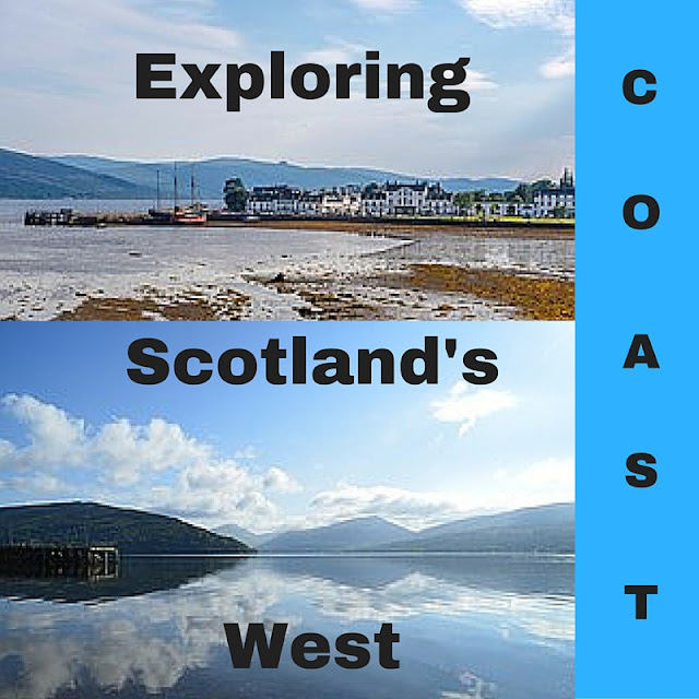 Exploring Scotland's West Coast - Title Graphic