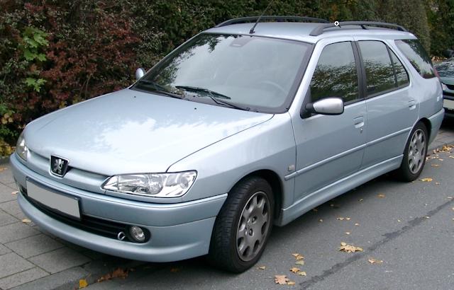 Harga Mobil Peugeot 306