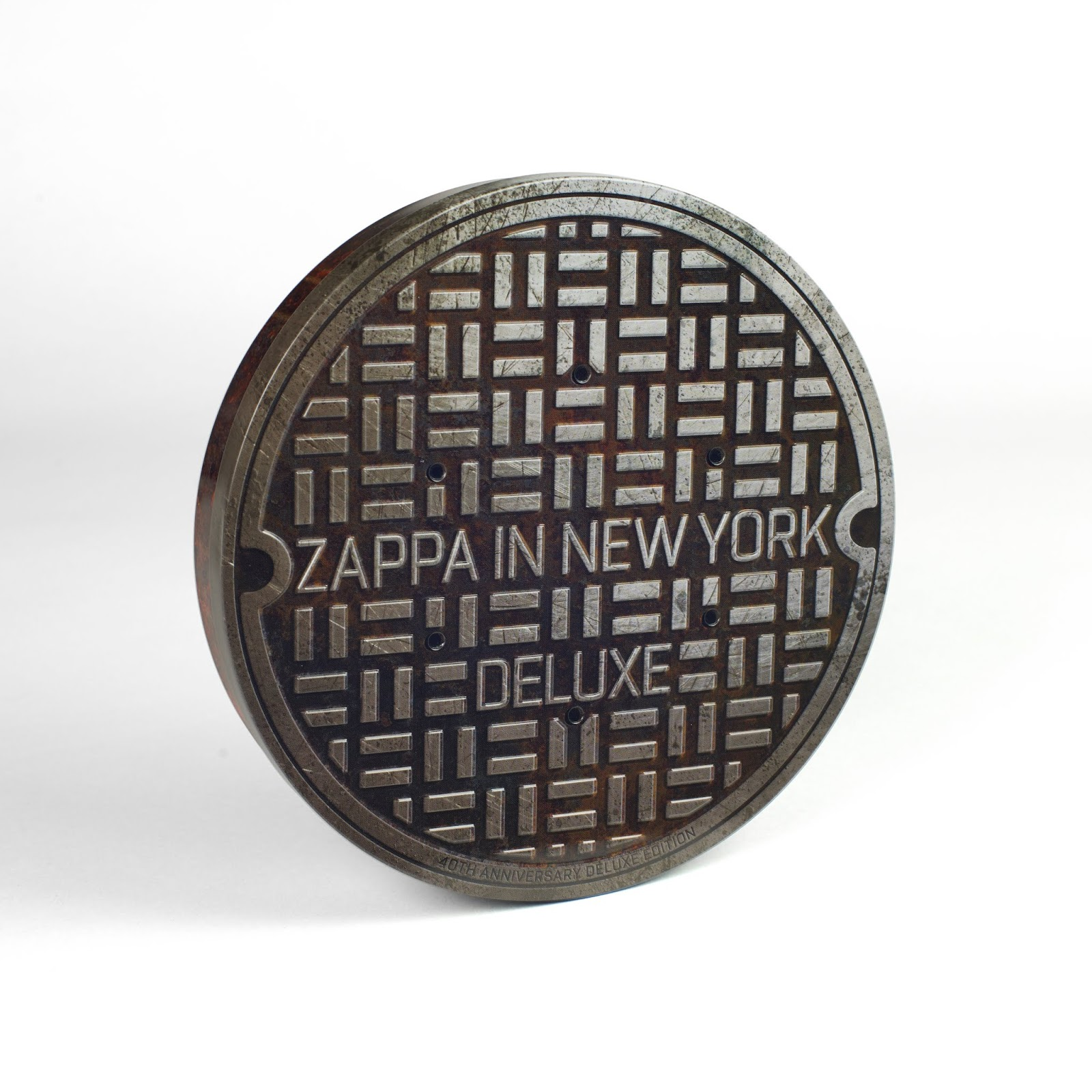 Zappa In New York 40th Anniversary Deluxe Edition On