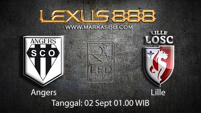 Prediksi Bola Jitu Angers vs Lille 2 September 2018 ( French Ligue 1 )