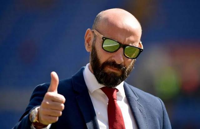 Monchi Direktur Olahraga Roma