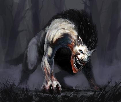 la criatura de la cueva