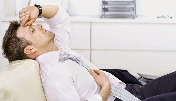 5 Gejala Sakit Ringan Pada Pria yang Perlu Diperhatikan