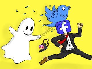 Snapchat & Instagram ve Facebook'un Hikayeler Savaşı!