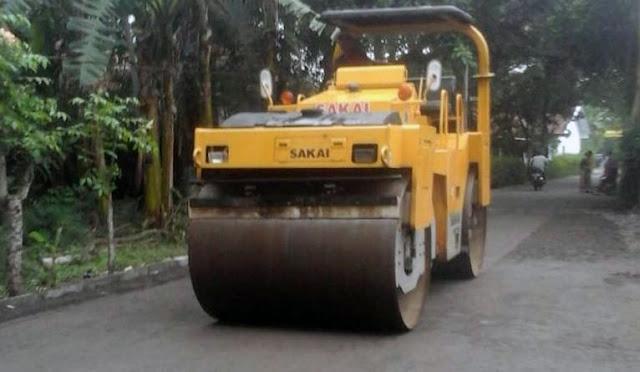 Jalan alternatif Wates Wetan selesai dikerjakan