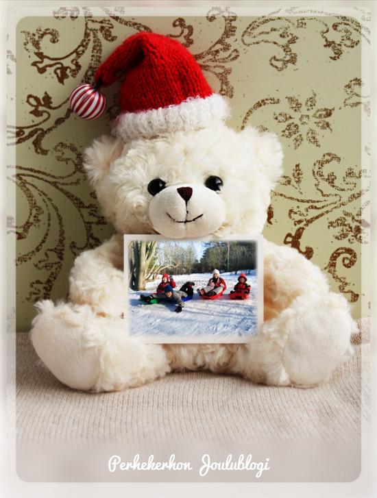 Kuva: Joulu tulee - Tee itse joulukortit valokuvista!