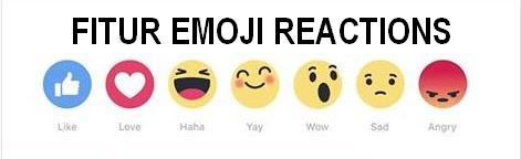 """Facebook Uji Coba Fitur Emoji """"Reactions"""", Ini Dia Cara Menjajalnya"""