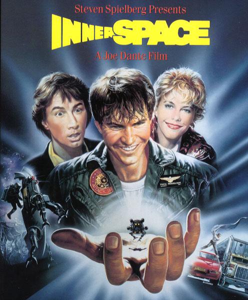 Innerspace [1987] [DVD9] [NTSC] [Latino]