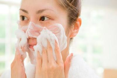 cara memilih pencuci muka yang sesuai