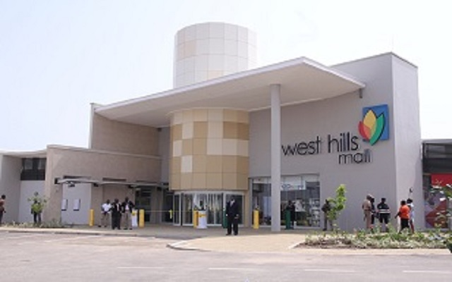 Terror scare at West Hills Mall