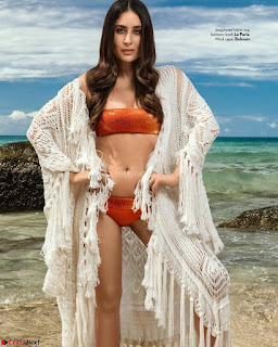 Kareena Kapoor in Bikini for VOGUE January 2018 Happy New year Exclusive Gallery