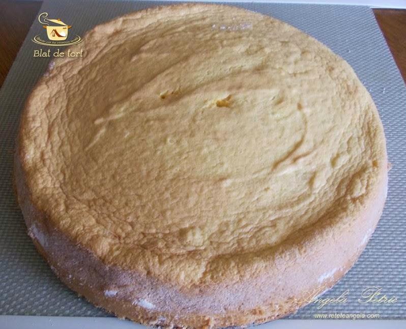 Reteta blat de tort