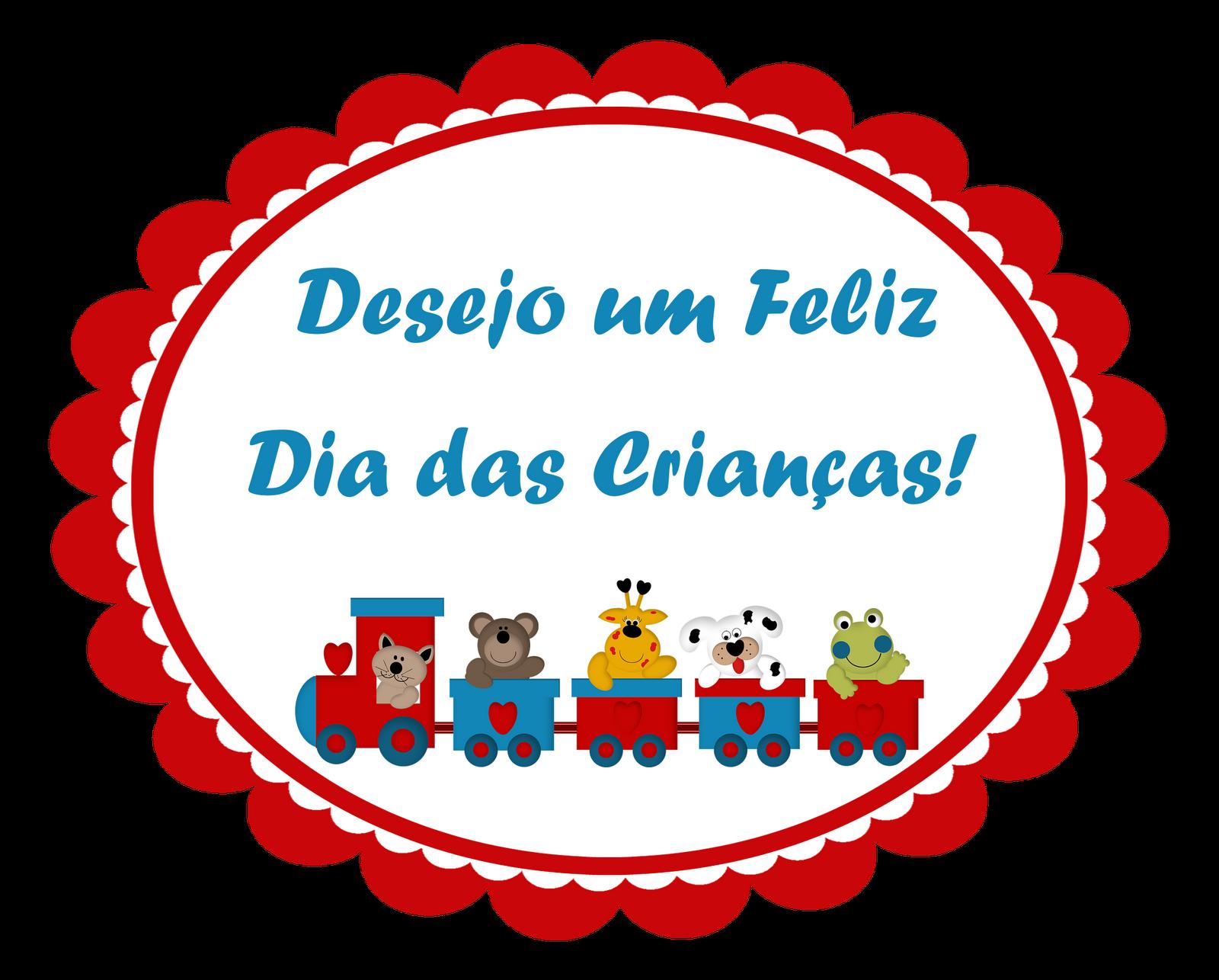 Mensagens Dia Das Criancas: Pat Droeber Lembranças Personalizadas