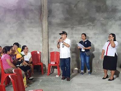 PMI Minsel Gelar Pengobatan Gratis, Tambingon : Terus Lakukan Kegiatan Sosial