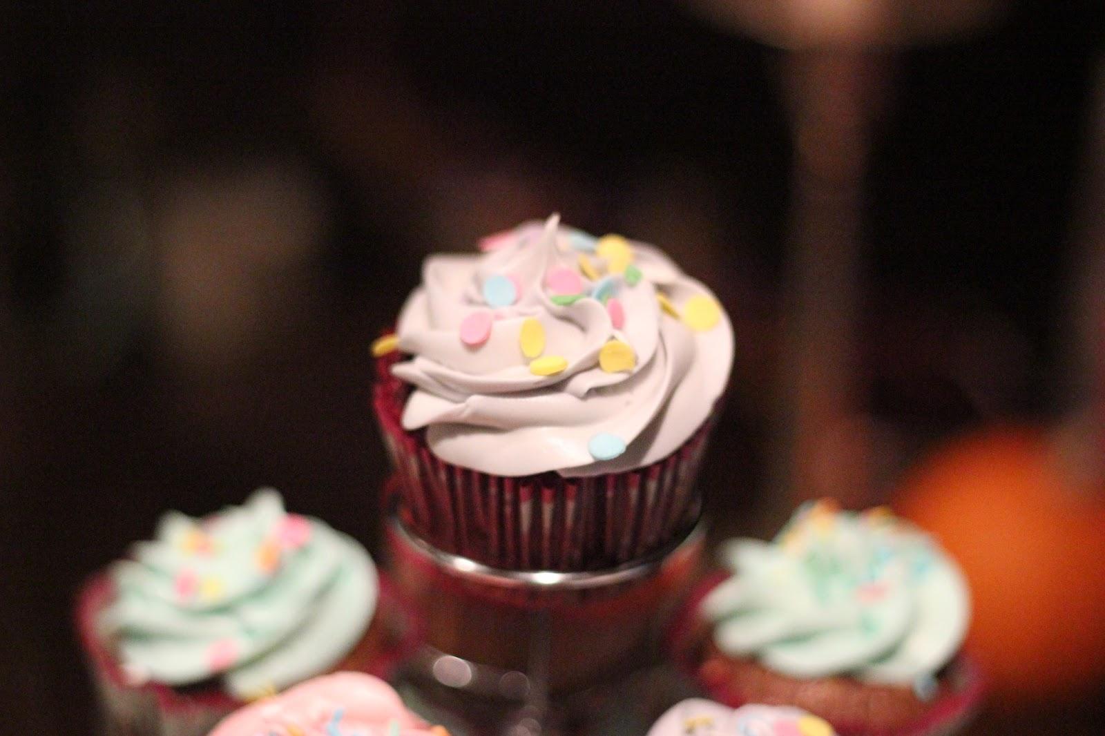Cupcake Tårta