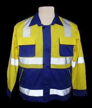 desain seragam kerja lapangan pria