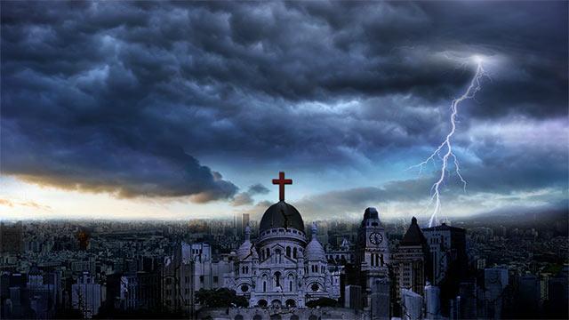 教會, 信神, 見證, 禱告, 聖經